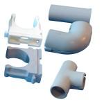 Детали электромонтажных труб
