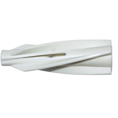 Дюбель для пенобетона винтовой 8x55 мм