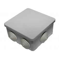 Коробка распределительная для наружной проводки (квадратная)